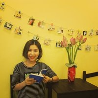 Hi, my name is Thuy. I'm Vietnamese living in Japan. I used to work as Recruiter (1 year) in Vietnam and after that I moved to Japan to live with my husband. In Japan, I'm teaching Vietnamese for Japa